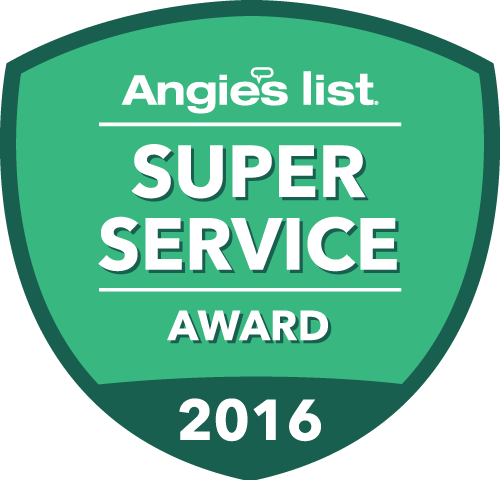 Angie's List Super Service Award 2016 — Previous Awards 2015—2006