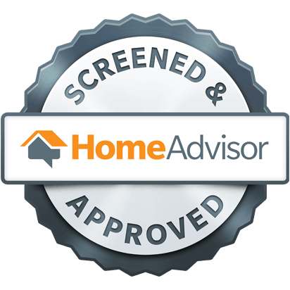 Screened & Approved — HomeAdvisor Seal